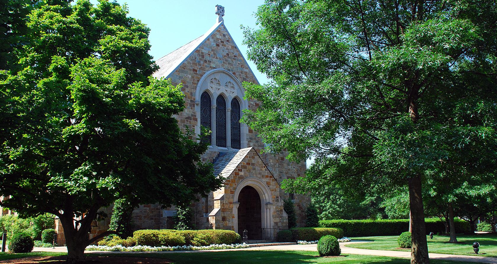 Campus First Presbyterian Church Spartanburg South Carolina